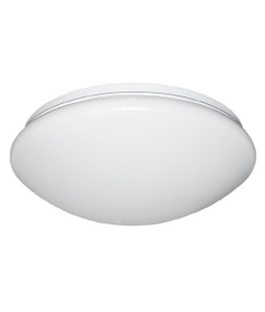 Flush Mounted and Oyster Lights | LED Oyster Cool White - 28W LED Cool White Lighting