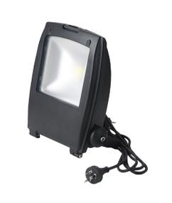 Outdoor Wall Lights, Flood Lights and Spotlights | 240V LED Slim Flood Light - 10W Cool White