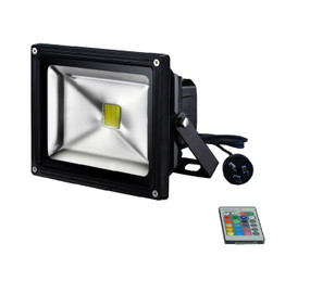 240V RGB LED Flood Light - 30W RGB