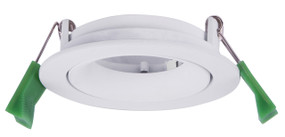 Downlights | ARC series: architectural frame downlight - Adjustable 30D 105mm