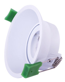 Arc Low Glare Architectural Frame Downlight - Adjustable