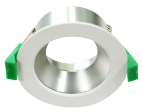 Downlights | ARC series: architectural frame downlight - Silver Reflector 85mm