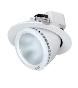 Downlights   Shop Lighter: 240V LED Commercial Downlight - 38W White Round 6400K