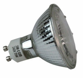 GU10 Large (63mm) Lamp 75W 240V 30°