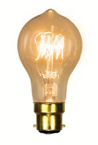 Vintage Filament A19 25W B22 (15 Anchors)