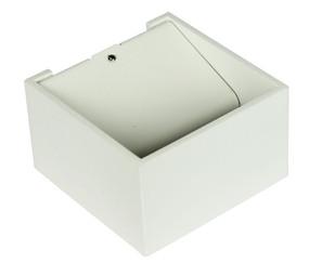 Cuboid LED Wall Light 4W White