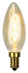 Vintage Filament Candle 25W E14