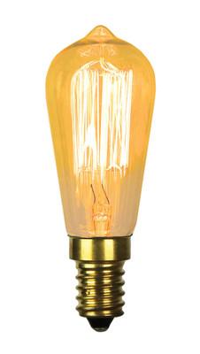 Vintage Filament ST38 Lamp 25W E14