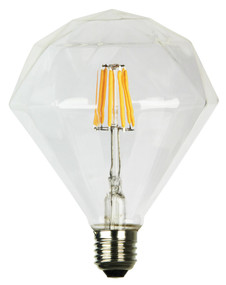 LED Filament Lamp Diamond E27 4W 2700K
