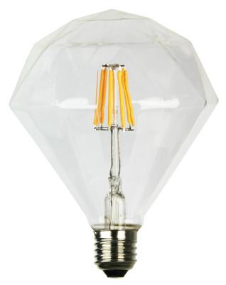 LED Filament Lamp Diamond E27 4W 2700K