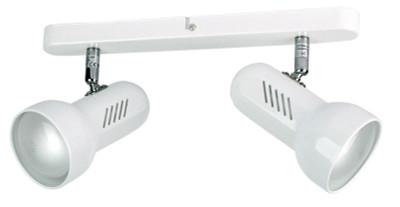 Profile R80 Spotlight 2-Light Bar White