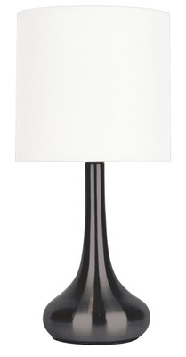 Lola Touch Lamp Gunmetal