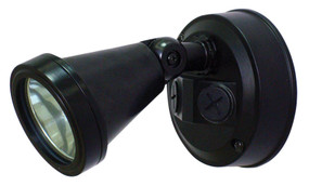 Cadet Single G9 Spotlight Black Energy Reduction Halogen