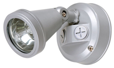 Cadet Single G9 Spotlight Silver Energy Reduction Halogen