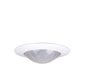 Lightwatch Recessed Ceiling Mounted Sensor White