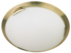 Orion T5 40W 2Gx13 Oyster Antique Brass
