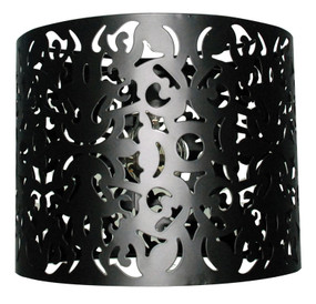 Vicky DIY Ceiling Light Matt Black