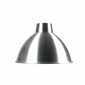 Yard 47 Polished Aluminium Metal Shade E27
