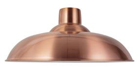 Slater 38 Metal Shade Brushed Copper