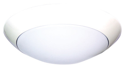 Vera Twin E27 Ceiling Light White