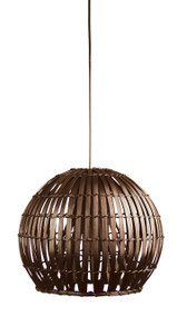 Satori 36 Pendant Dark Brown
