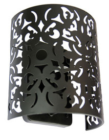 Vicky Wall Light Matt Black
