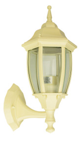 Highgate Up Exterior Wall Light Primrose