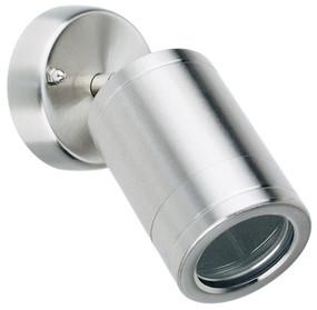 Accent 1-Light GU10 Adjustable Spotlight Light Stainless