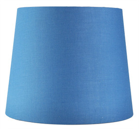 Wanaka Blue Tetron Cotton Shade E27