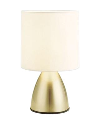 Nikki Touch Lamp Antique Brass