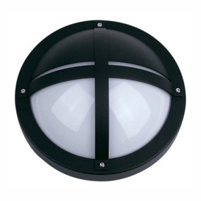 Tanto Exterior Bulkhead Light - Black