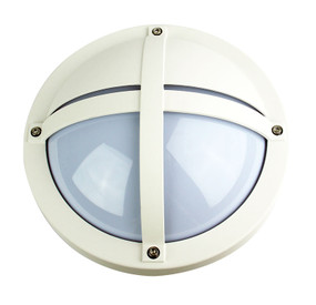 Tanto Exterior Bulkhead Light - White