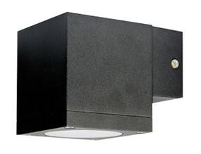 Kube GU10 Single Black (No Globe Included)