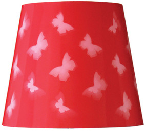 3D Butterfly Shade Pink B22