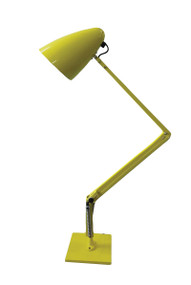Lift Reproduction Desk Lamp Yellow
