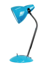 Trax Desk Lamp Blue