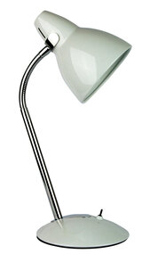 Trax Desk Lamp White