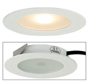 Magro LED Recessed Cabinet Light White