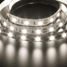 Flexible 60 LED Strip - 14.4W 12V / Neutral White LED