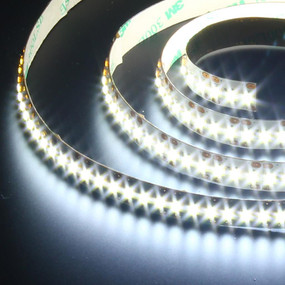 Flexible 204 LED Strip - 24.5W 12V / White LED