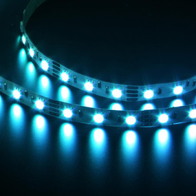 Flexible 60 LED Strip - 14.4W 12V / RGB LED