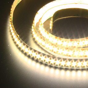 Flexible 204 LED Strip - 24.5W 12V / Neutral White LED