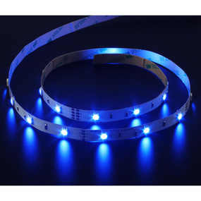 30 LED Flexible Strip - 7.2W 12V DC / RGB LED