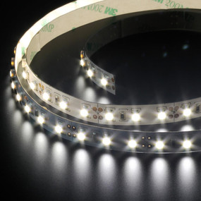 Flexible 90 LED Strip - 7.2W 12V / Neutral White LED