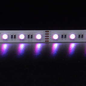 Flexible 60 LED Strip - 19.2W 24V / RGB + WW