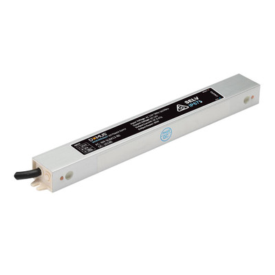 Constant Voltage 12V 80W Slim Weatherproof LED Driver
