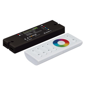 RF RGBW colour controller - 4 Channel / Remote Control