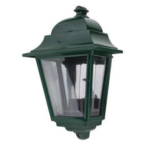 Paris Wall Bracket Light - Green Finish / B22
