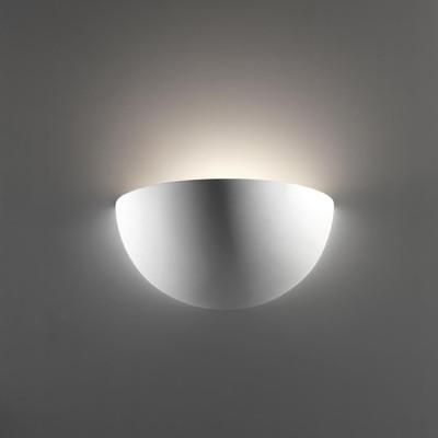 Ceramic Wall Light - Raw / E27