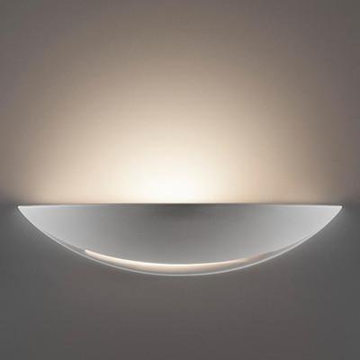 Ceramic Two Way Wall Light - Raw / E27